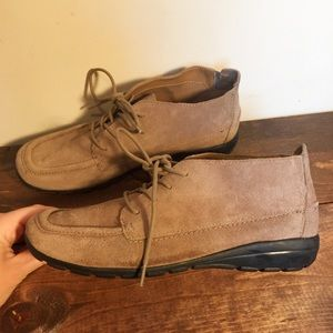 Easy Spirit Shoes - Easy Spirit leather/suede shoes